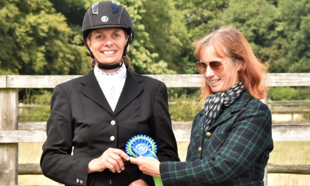 Dressage results: Blue Barn, Kent, 29 September (now includes STC Q %s)