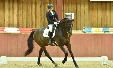 Dressage results: Merrist Wood, Guildford, Surrey, 8 December