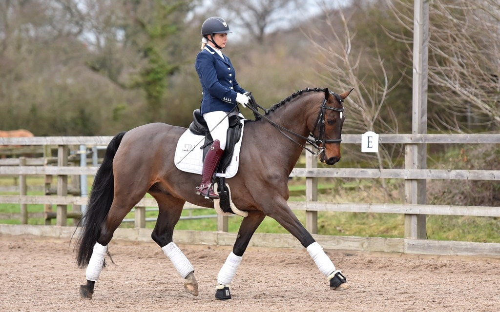 Dressage results: Blue Barn, Kent 29 December