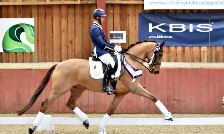 Dressage results: Merrist Wood, Surrey, Winter Regional Championships — 22 February