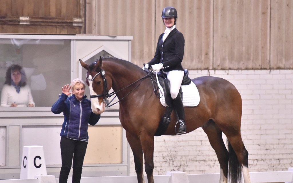 Dressage results: Eaglesfield, Kent, 5 February