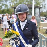 Building an unqualified success in dressage — 1
