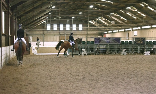 Dressage results: Eaglesfield, Kent, 5 March