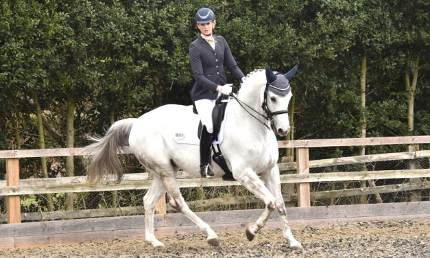 Dressage results: Priory, Surrey, 16 March