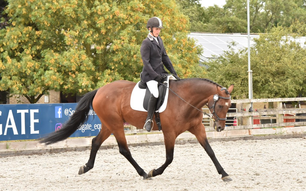 Dressage results: Blue Barn, Kent, 8 May