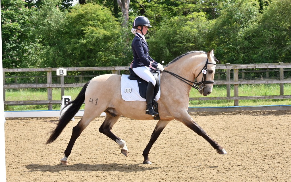 Dressage results: Parwood, Surrey, 30 May 2019