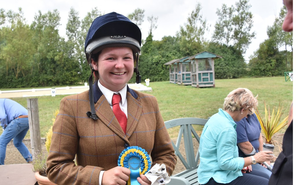 Dressage results: Brendon Stud, West Sussex, 25 May 2019