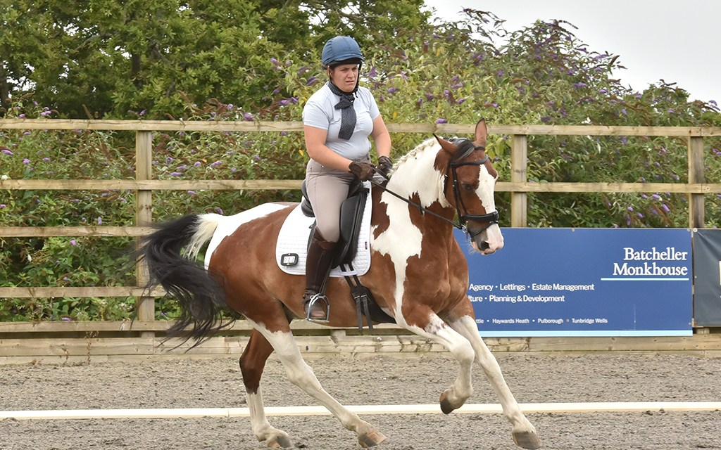 Dressage results: Petley Wood, East Sussex, 5 March 2020