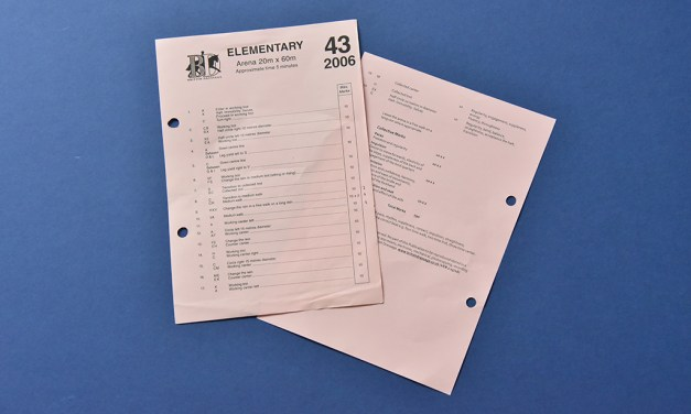 Elementary 43 — ride from your seat and grow your performance