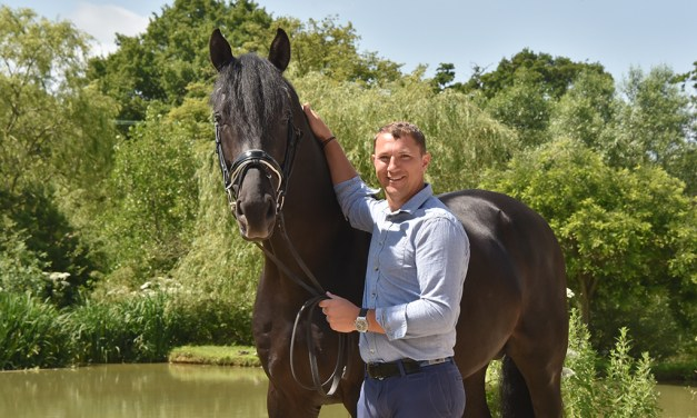 A seven-year stretch with Koffee Break made Andrew Gould a horseman