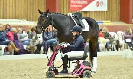 Wald Minor turned the corner for Paralympian Natasha Baker