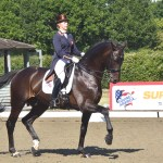 The horse that made Vicki Thompson-Winfield an Olympian