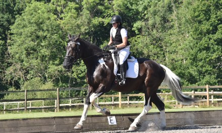 Dressage results: Fairoak Grange, Hants, 8 August 2020
