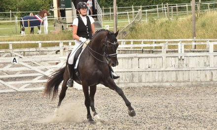 Dressage results: Cobham Manor, Kent, 8-9 August 2020