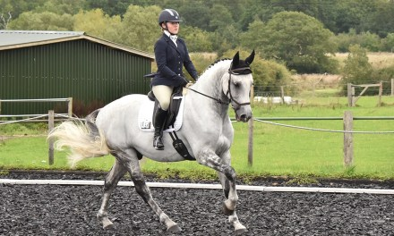 Dressage results: Pachesham, Surrey, 27 September 2020