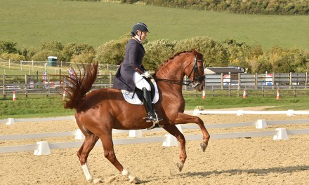 Dressage results: Brendon, West Sussex, 12 September 2020