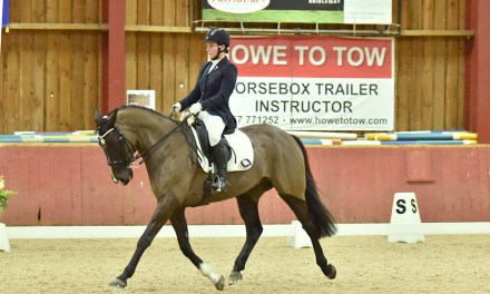 Dressage results: Sparsholt, Hants, 19 December 2020