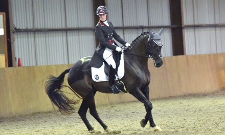 Dressage results: Belmoredean, West Sussex, 3 December 2020