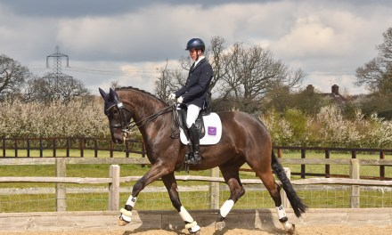 Dressage results: Belmoredean, West Sussex, 12 April 2021 (updated)