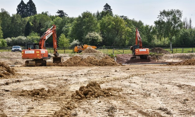 Not all excavators are bad news!