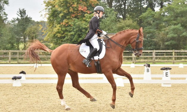 Riders achieve personal bests and make their mark at new levels
