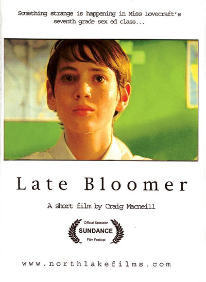 late bloomer short