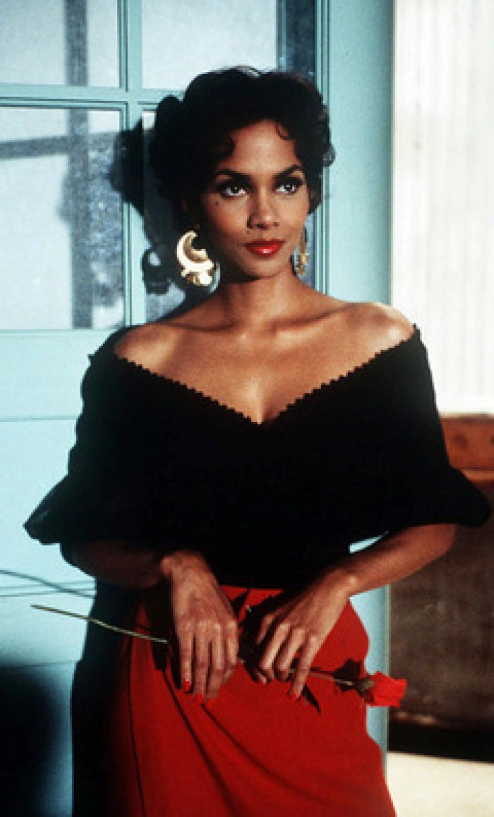 Halle Berry as the title character in the HBO film 'Introducing Dorothy Dandridge.'