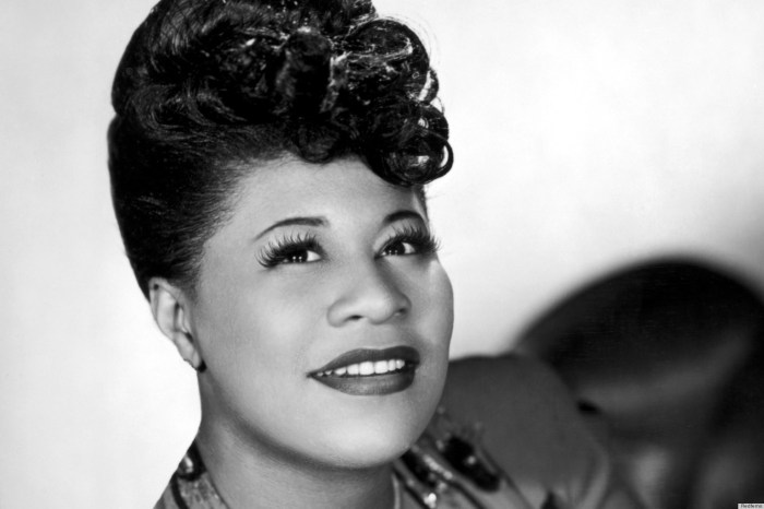 Photo of Ella Fitzgerald