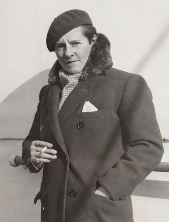 NPG x139735; Marion Barbara ('Joe') Carstairs by International News Photos