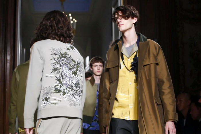 Valentino, Spring Summer 2016 Menswear Paris