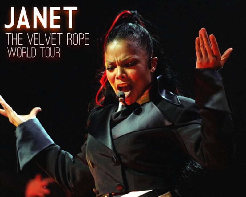 10/29/16 O&A NYC SATURDAY MORNING CONCERT: Janet Jackson The