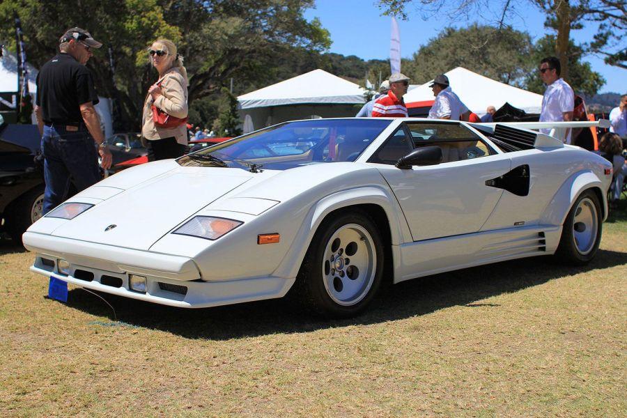 1 5 18 O A Nyc With Walestylez Automobile 1991 Lamborghini Countach