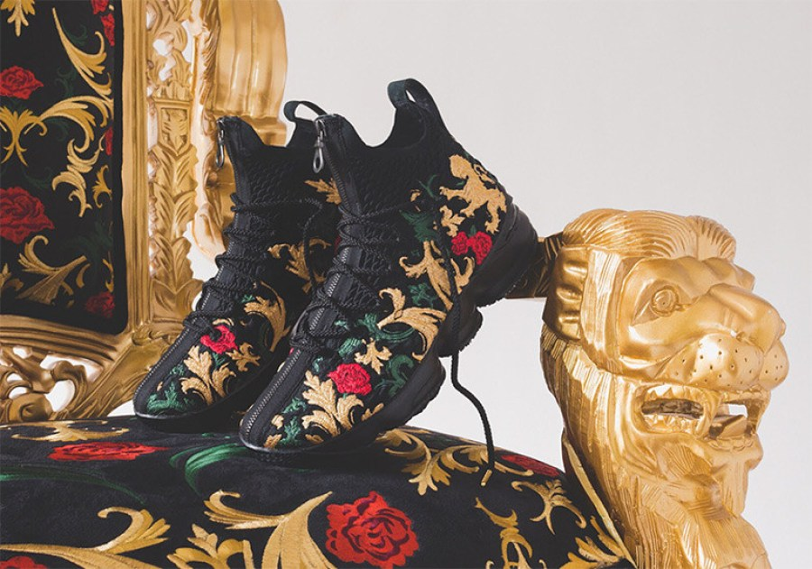 sports shoes 93622 0e074 KITH will be releasing the fifth and final version of this collection with the  LeBron 15 Closing Ceremony, set to exclusively release at their retail  space ...