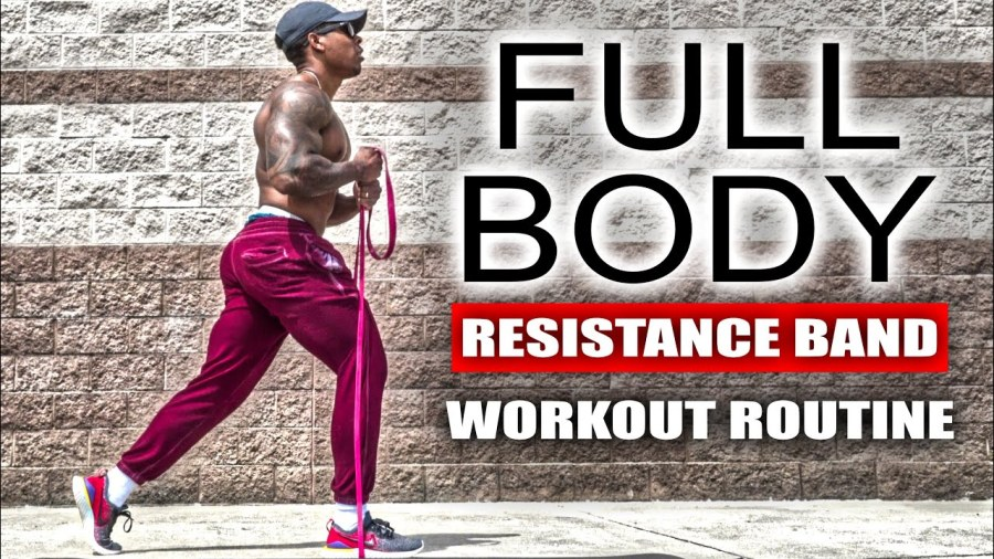 5 6 20 O A Nyc Lockdown Workout 10 Minute Resistance Band Full