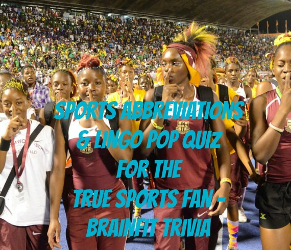 Can You Slam Dunk this Sports Abbreviations & Lingo Pop Quiz? Only True Fans Will – Brainfit Trivia