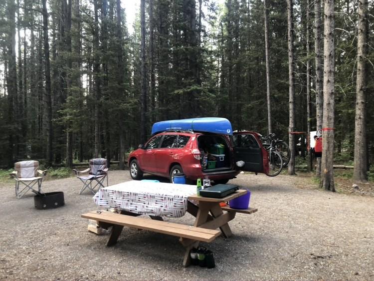 Boulton Creek Campground camping