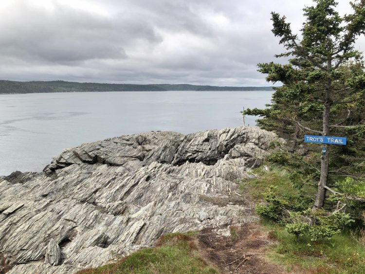 Troy's Trail in NB
