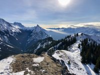 The King Creek Ridge Hike in Alberta — Great Winter Summit