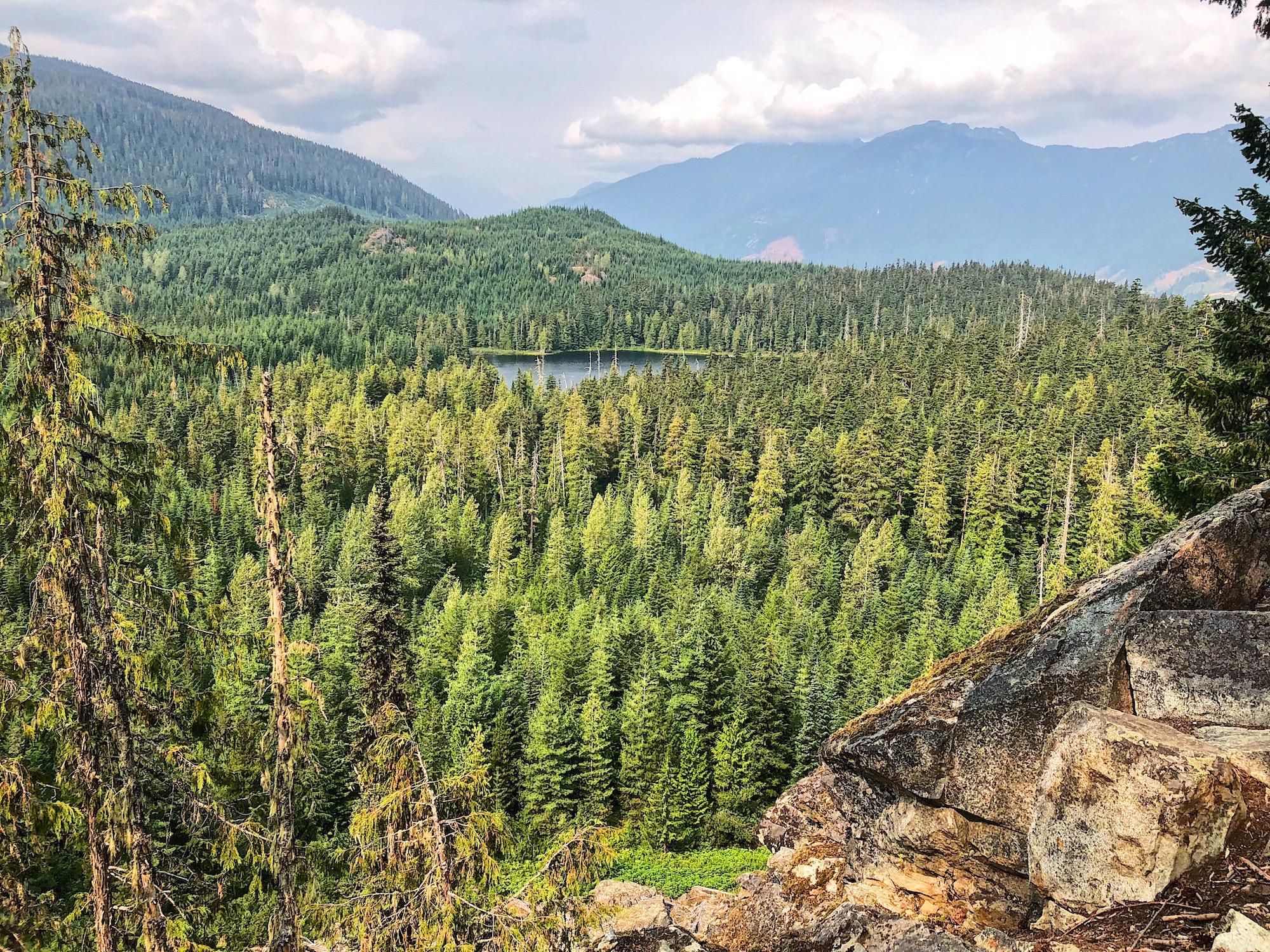 Ancient Cedars Trail Hike in Beautiful British Columbia via @outandacross