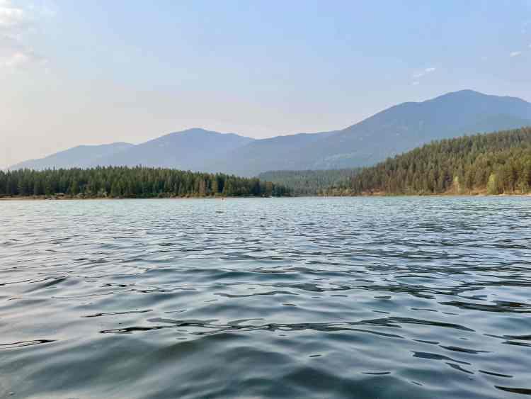 So many things to do near Fernie like Loon Lake