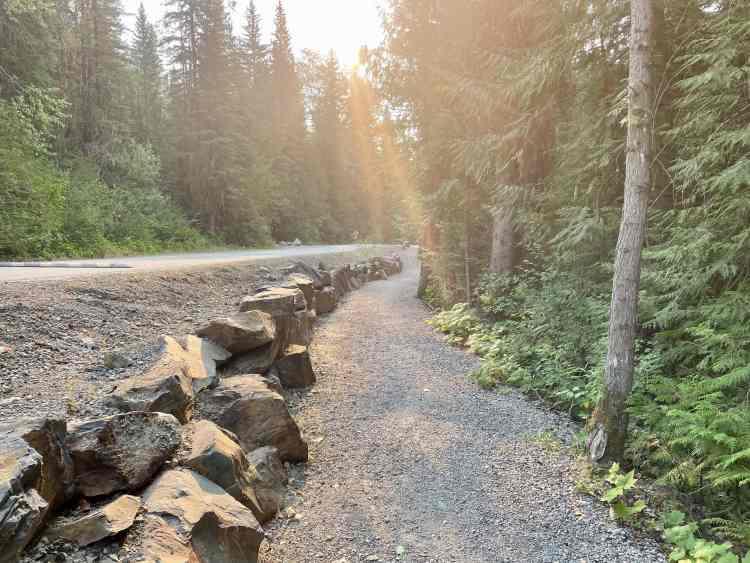 Mount Fernie Provincial Park trails