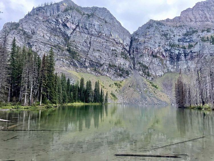 Goat Lake hike in Waterton