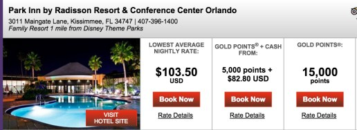 6 nights in Orlando would other be ~$624
