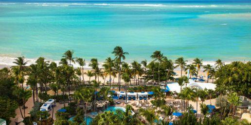 Use your free night at ANY IHG hotel, like the InterContinental San Juan