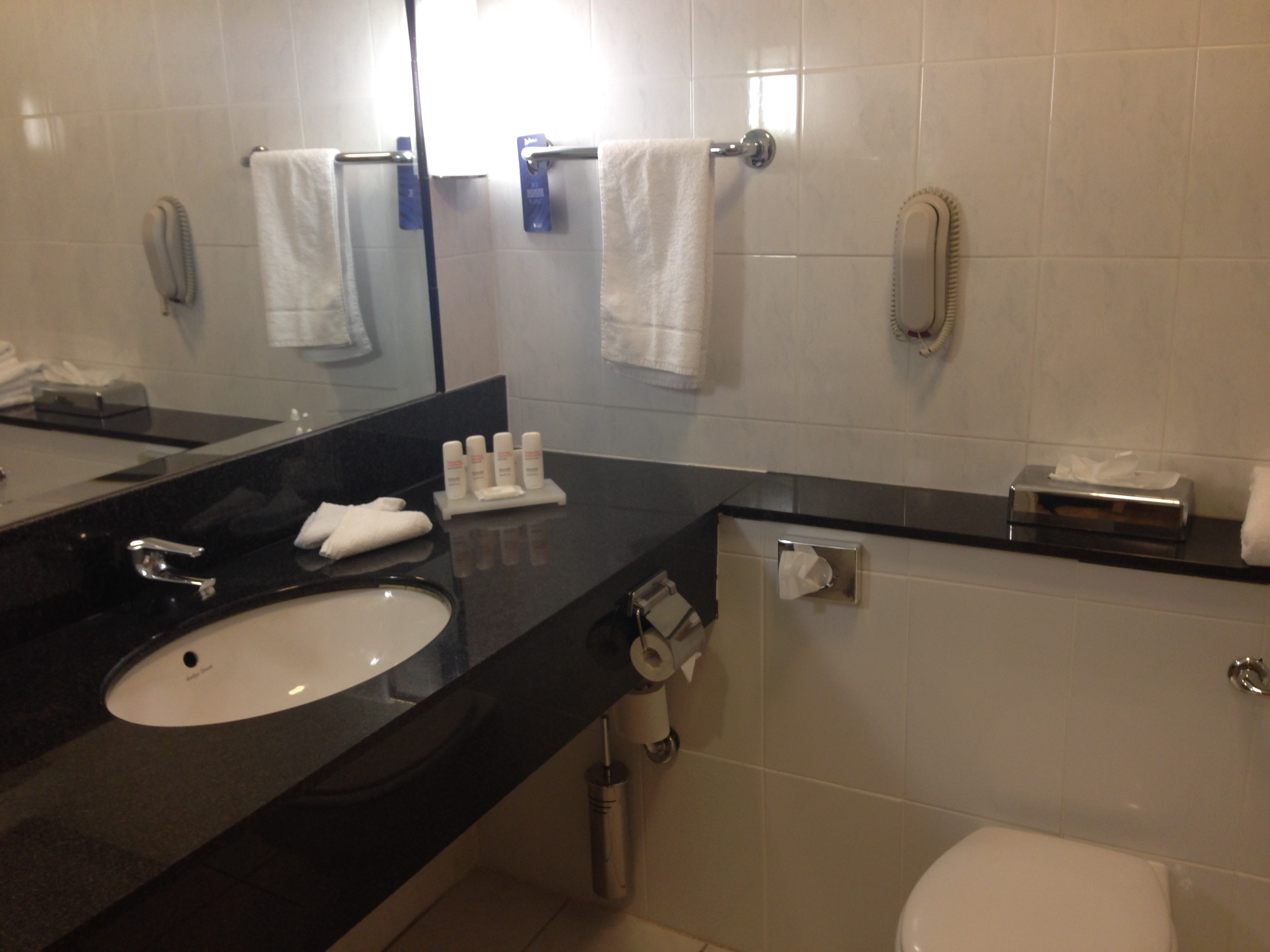 Bathroom Lighting Limerick hotel review: radisson blu, limerick – out and out