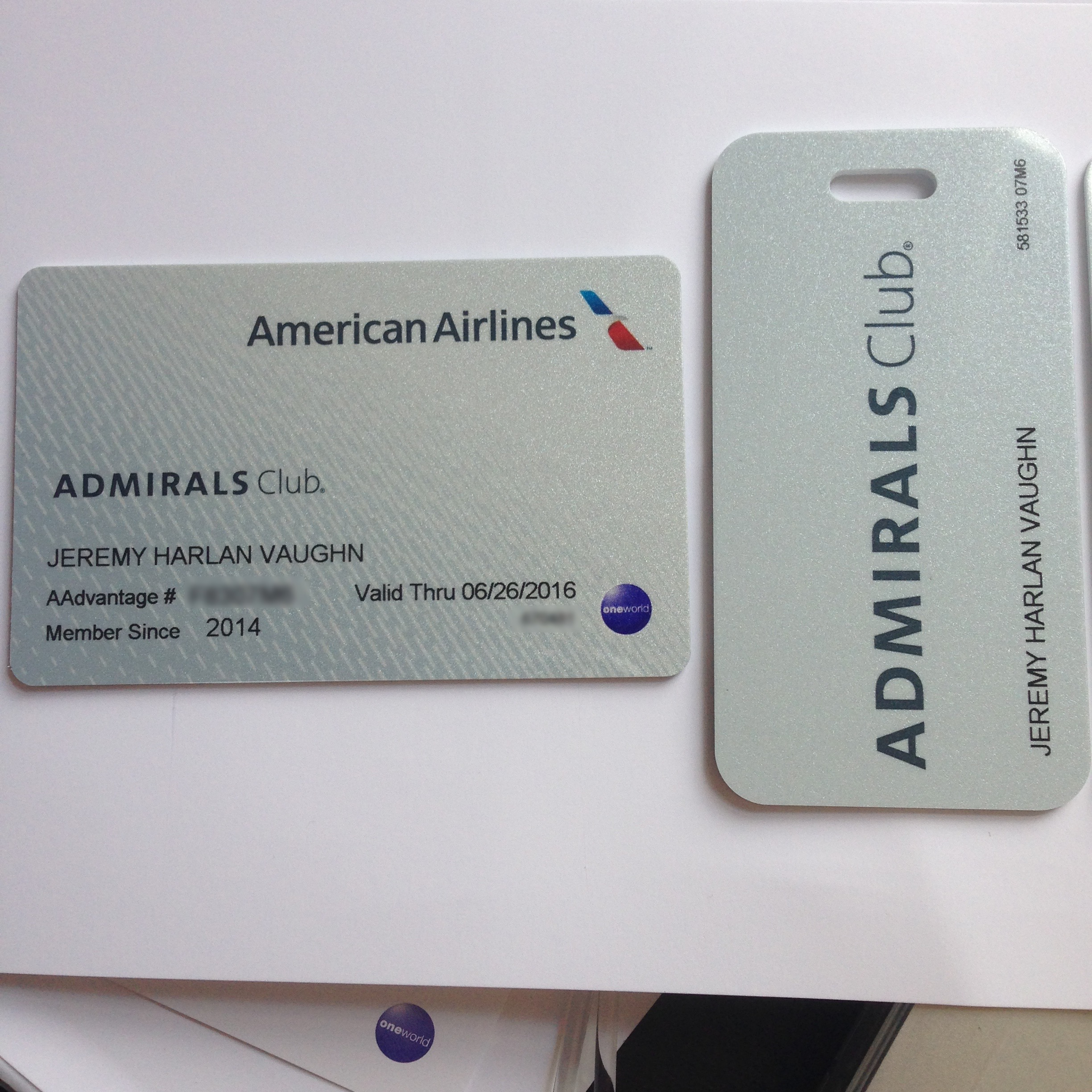 Kohls bday gift free admirals club membership in instant fia membership card and luggage tag magicingreecefo Choice Image