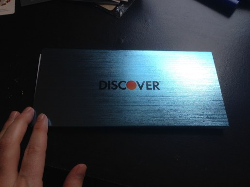 Discover It packaging - back