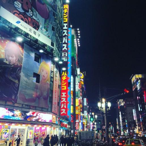 Shinjuku nights