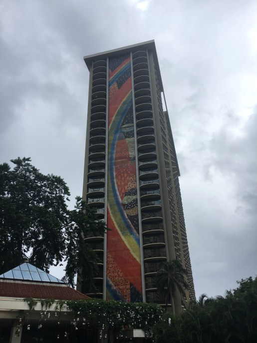 Rainbow Tower