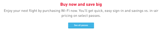 Yes, I like saving big on in-flight wifi